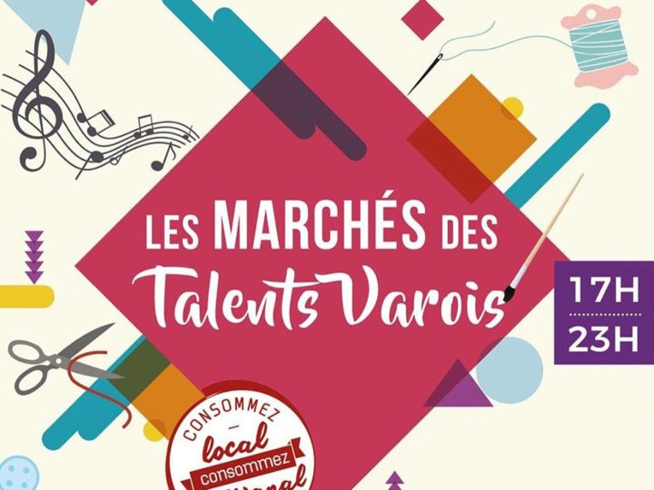 Talents Varois à la Crau avec PièceUnik
